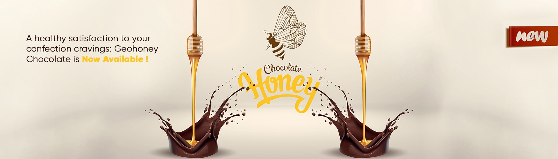 Honey chocolate - Geohoney
