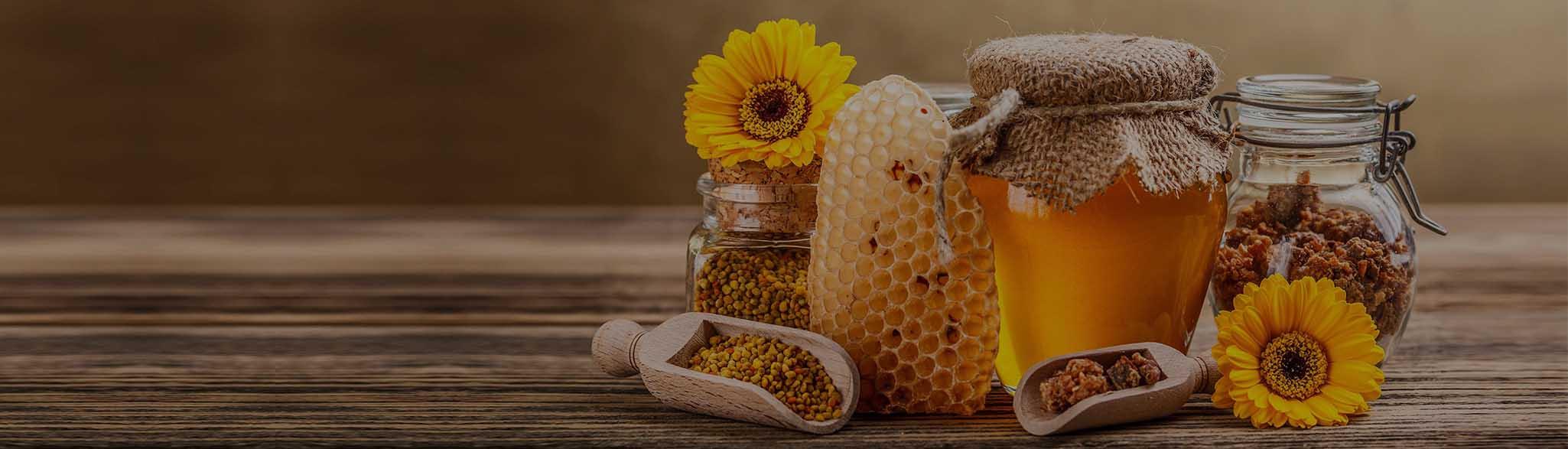 Buy Raw honey online in Dubai