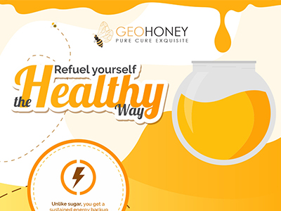 Refuel yourself the healthy way