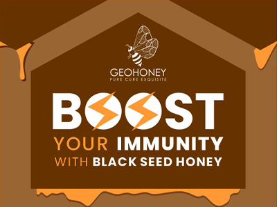 Boost Your Immunity With Black Seed Honey