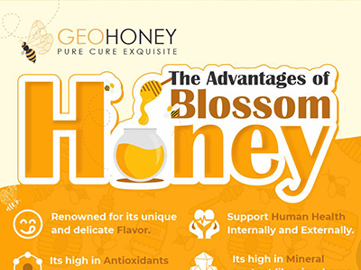 The Advantages of Blossom Honey