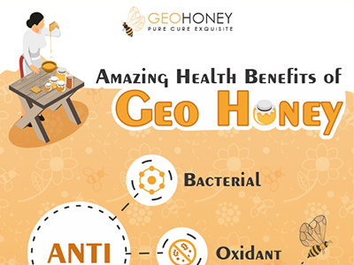 Amazing Health Benefits of Geo Honey