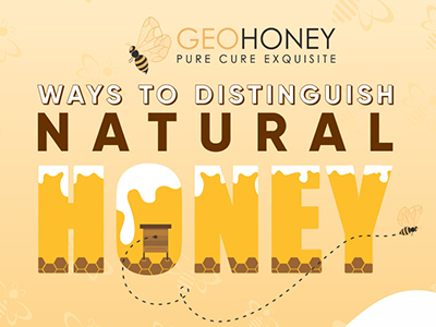 Ways to Distinguish Natural Honey