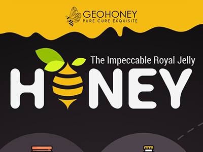 The Impeccable Royal Jelly Honey