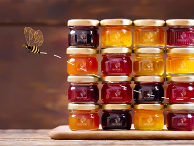 Exploring The Amazing Honey Varieties Produced By Little Honey Bees