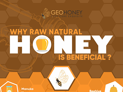 Why Raw Natural Honey Is Beneficial