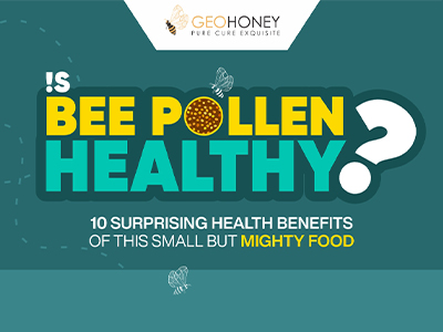 Is Bee Pollen Healthy