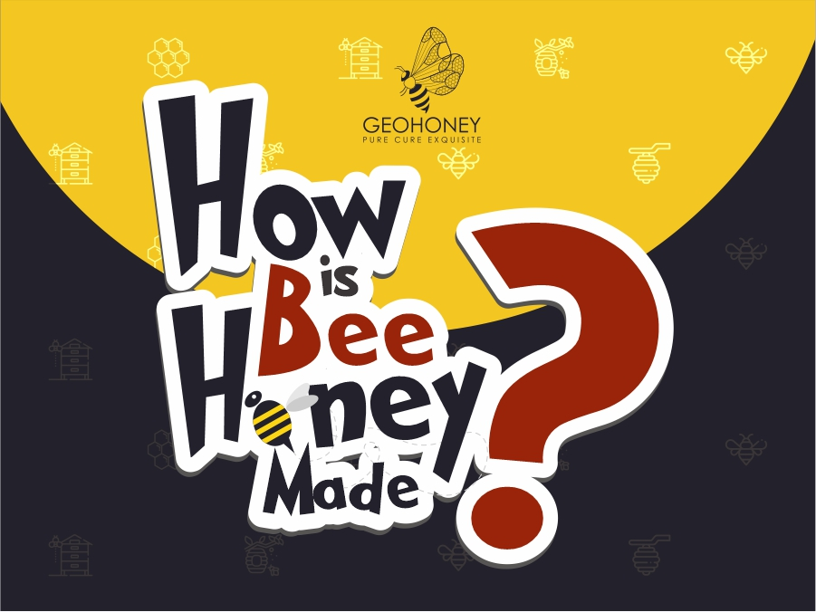 How Is Bee Honey Made?