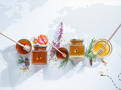 Everything About The Numerous Varieties Of Honey Available All Around The World & Their Holistic Benefits