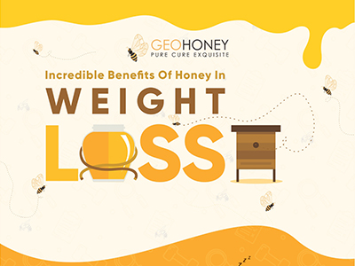 Incredible Benefits of Honey in Weight Loss