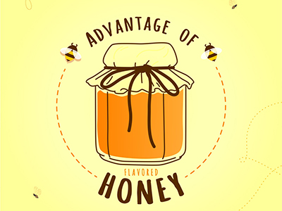 Advantages Of Flavored Honey