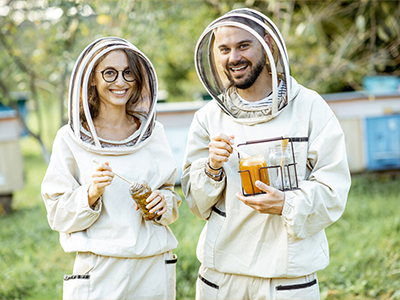 Becoming A Beekeeper Is A New Career Option To Protect The Little Bees & Ecosystem