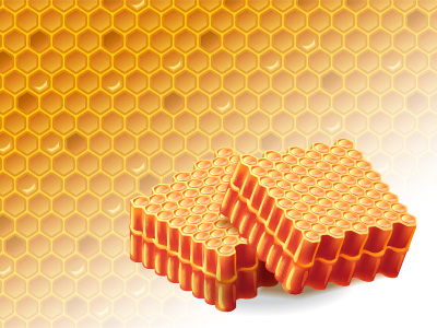 What Is The Secret Behind The Hexagonal Shape Of Honeycomb Cells?
