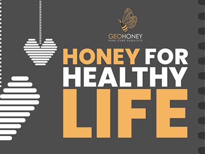 Honey for Healthy Life