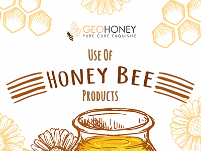 Use Of Honey Bee Products
