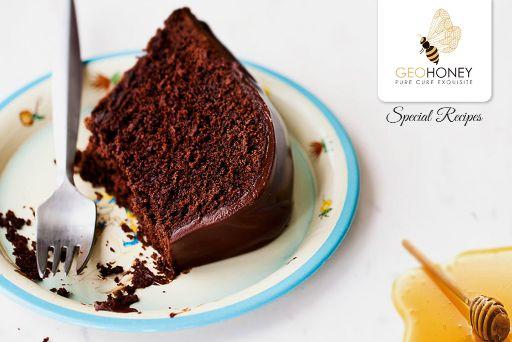 honey-chocolate-cake