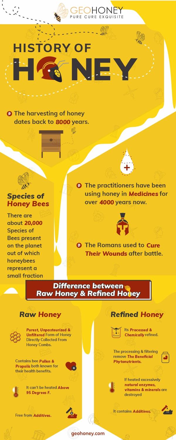 History of Honey - Geohoney